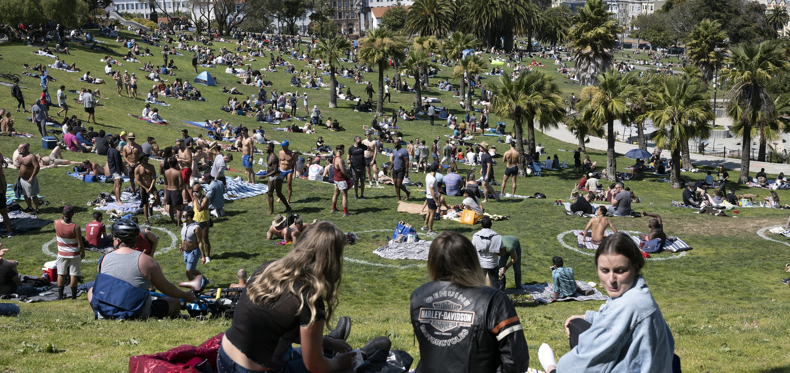 Few mayors expect to keep COVID-inspired changes to public spaces, survey finds