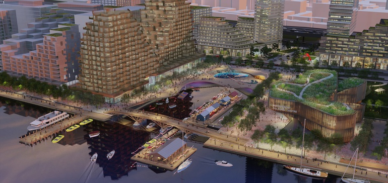 Waterfront Toronto to design 'complete community' after Sidewalk Labs split