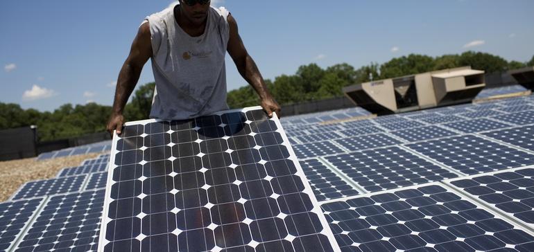 Clean energy industry may lose 15% of workforce