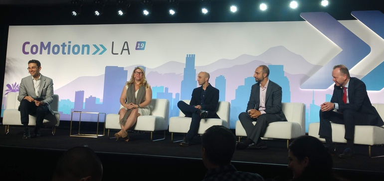 CoMotion LA: 'No one has the answer' to a perfect partnership