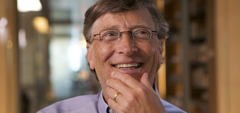 Bill Gates' proposed smart city could also be a water-constrained one