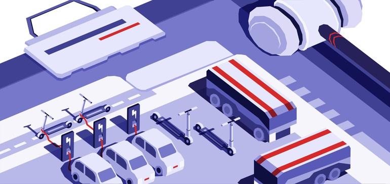 Powering EVs is cheaper than diesel, gas in most metro hubs