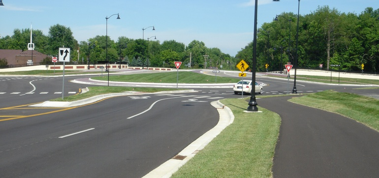 Carmel, IN's secret to reducing traffic fatalities? Roundabouts