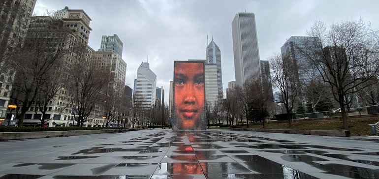 Chicago uses anonymized cellphone data to show progress of COVID-19 measures