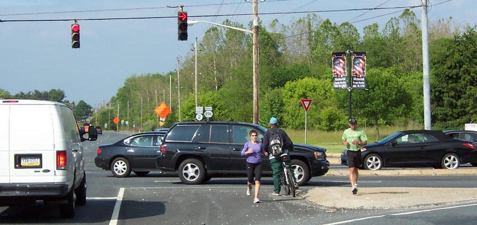 Pedestrian deaths set for record high despite 16.5% driving drop: GHSA