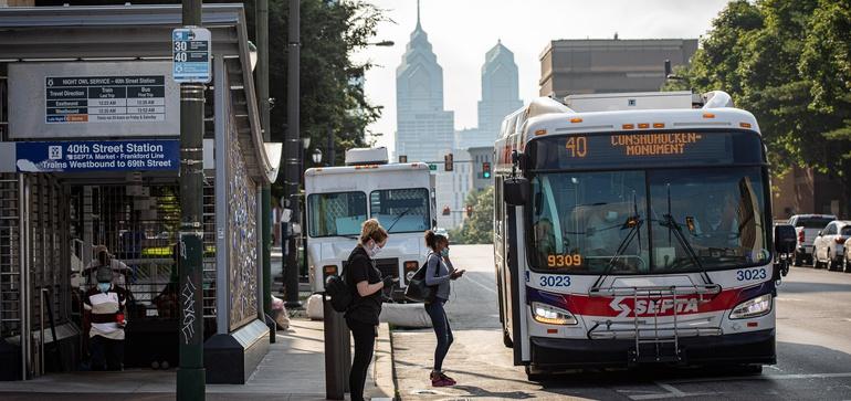 PSU team maps Philadelphia's telework trends