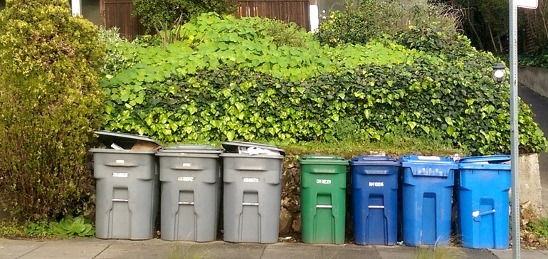Cities are one step closer to a LEED-like standard for waste management