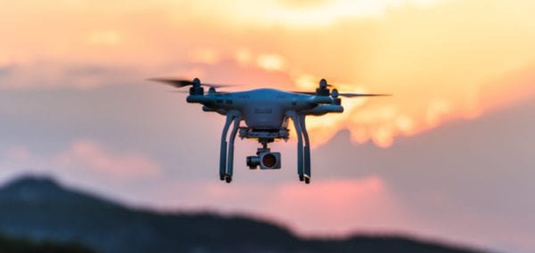 UAVs can play a vital role in the future of smart cities