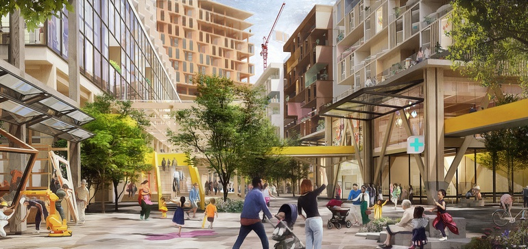 Sidewalk Labs drops Quayside project