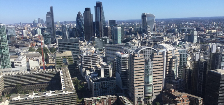 Cars may soon be banned in half of London's financial district