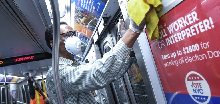 Transit can glean recovery lessons from Great Recession: T4A