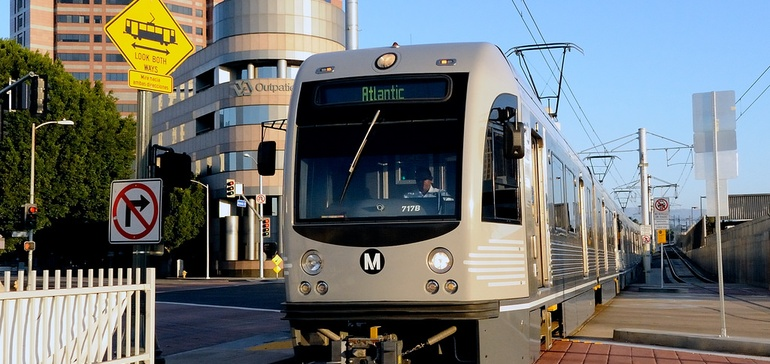 LA Metro's $400B long-range plan pledges more transit, less congestion