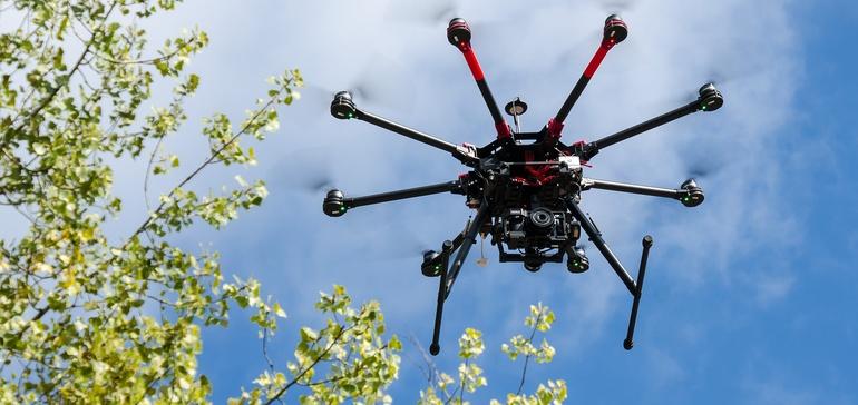 DriveOhio unveils strategic plan for drone research