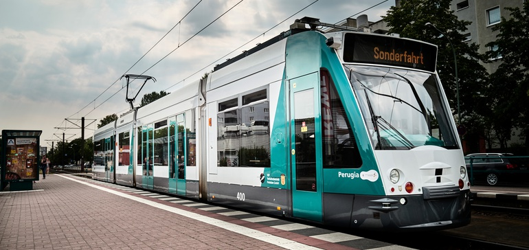 Siemens to unveil autonomous tram in Germany