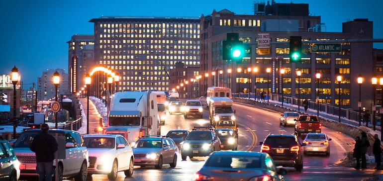 Boston is the most congested US city — again