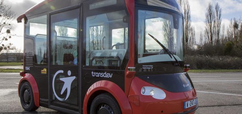 Transdev, Torc Robotics partner on autonomous shuttles