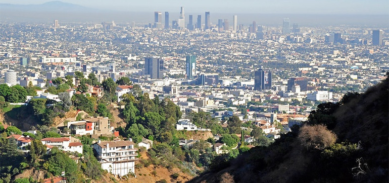LA strives to lead nation in urban air mobility
