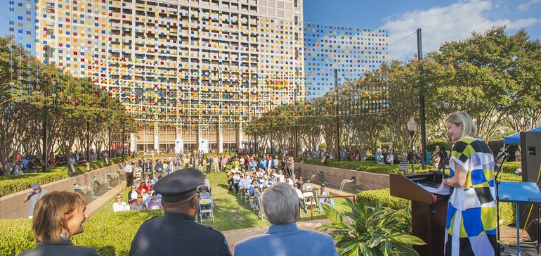 Bloomberg Philanthropies launches 2018 Public Art Challenge to address civic issues