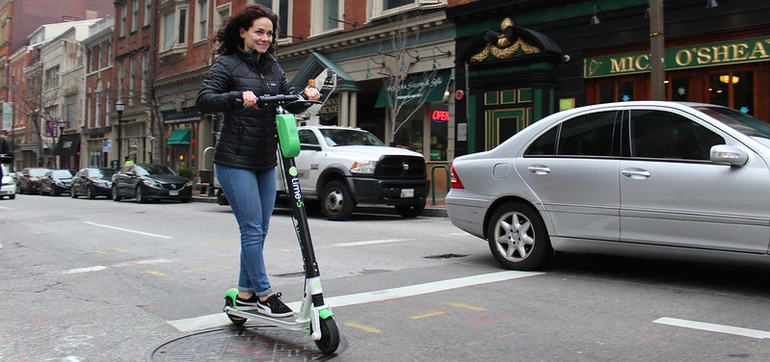 NYC releases terms of e-scooter pilot program