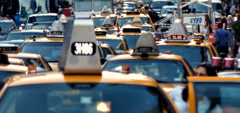 All hail: How taxi companies stay competitive in an evolving marketplace