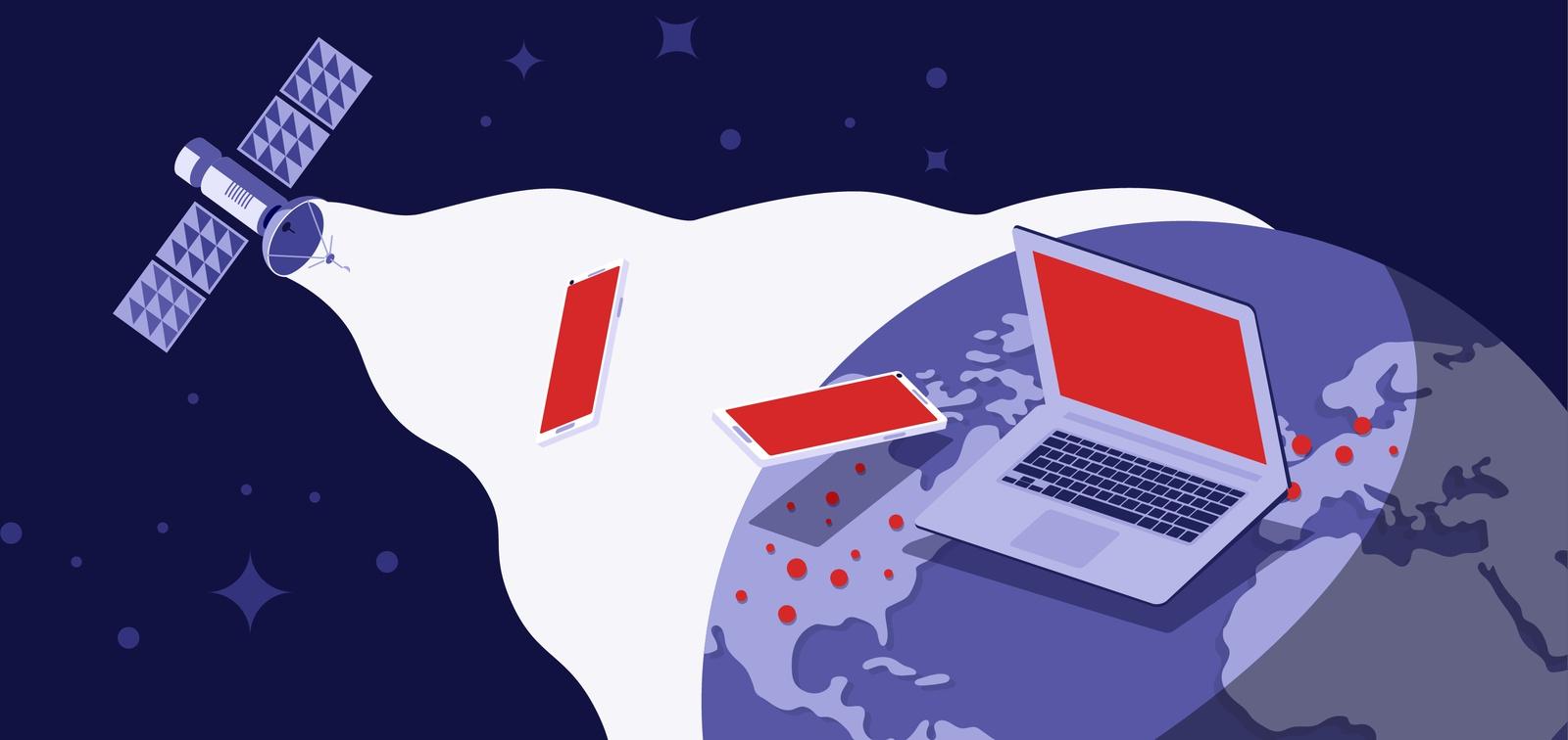 Satellite internet: digital divide solution or 'science experiment'?