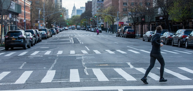 Poll: 40% of readers want car-free streets to last