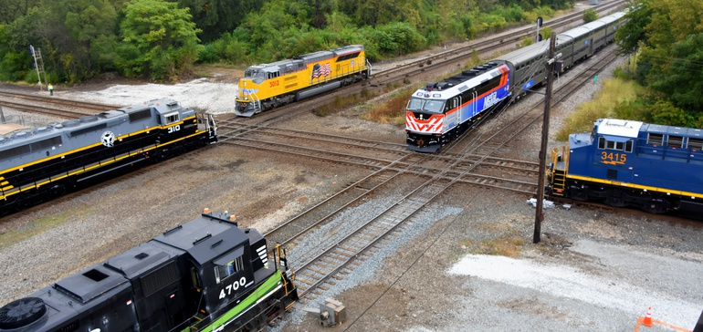 Fixing Chicago's freight rail congestion