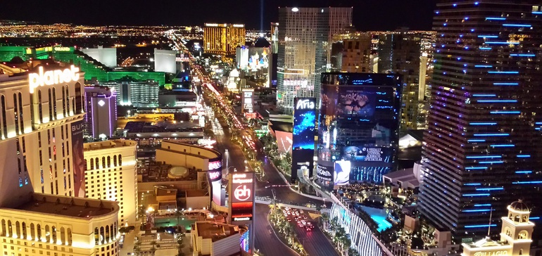 Las Vegas, NTT expand Accelerate Smart project